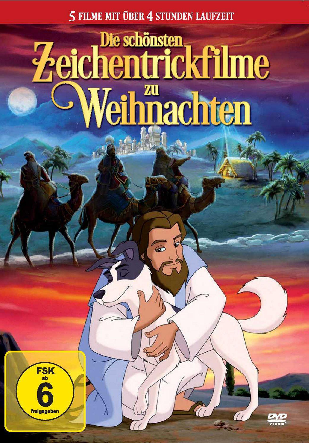 Zeichentrickfilme Weihnachten