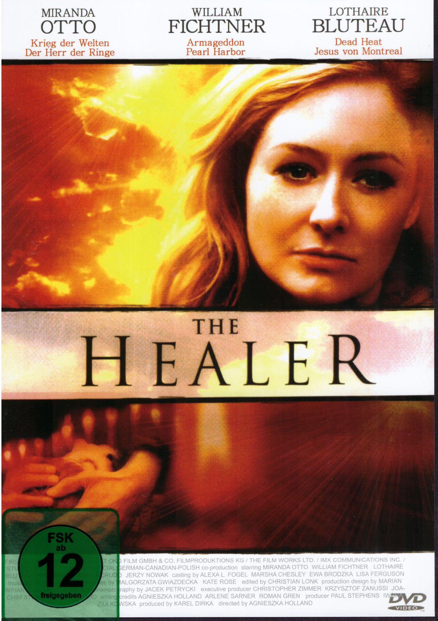 the healer fsk12 dvd neu ovp ebay. Black Bedroom Furniture Sets. Home Design Ideas